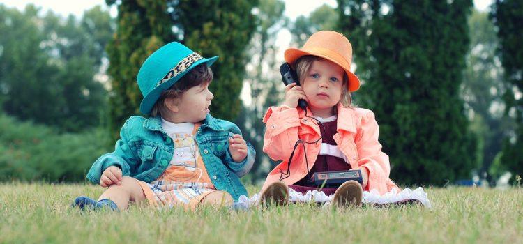 As amizades em contexto de jardim de infância