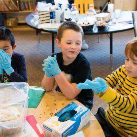 Libertar o cientista que existe dentro de cada criança