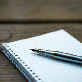 """""""Vá lá, escrevam sobre…"""""""