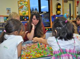 O poder dos jogos estruturados para crianças com comportamentos desafiantes