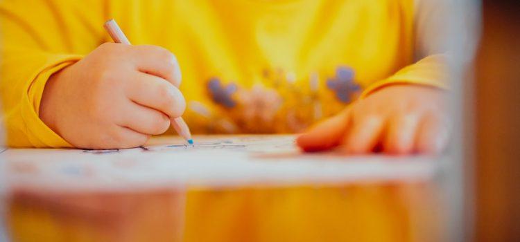 Vai começar o 1.º ciclo – E agora? Preparação de um portefólio de apoio à transição das crianças