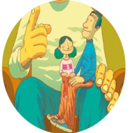 Mitos sobre a punição corporal: Bater nas crianças… É para o  seu próprio bem?