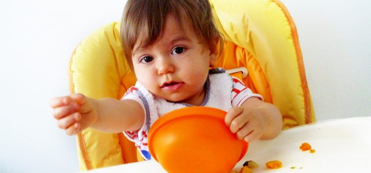 À mesa também se fala! As interações nos momentos das refeições em creche