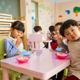 Bem-vindo de volta! E quando os jardins de infância reabrirem?