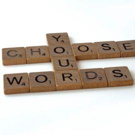 O Porquê das Palavras…